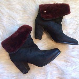UGG wool boots